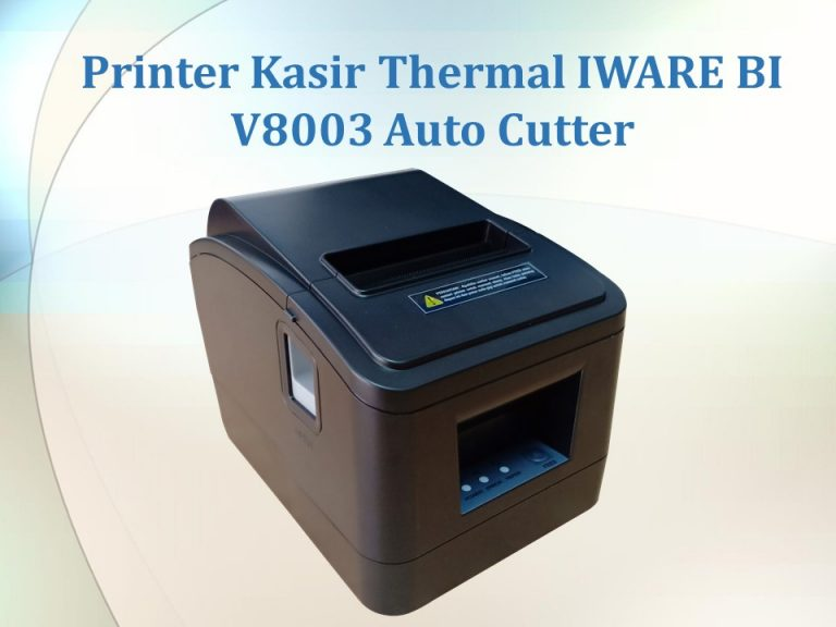 Printer Kasir Thermal IWARE BI V8003 Auto Cutter