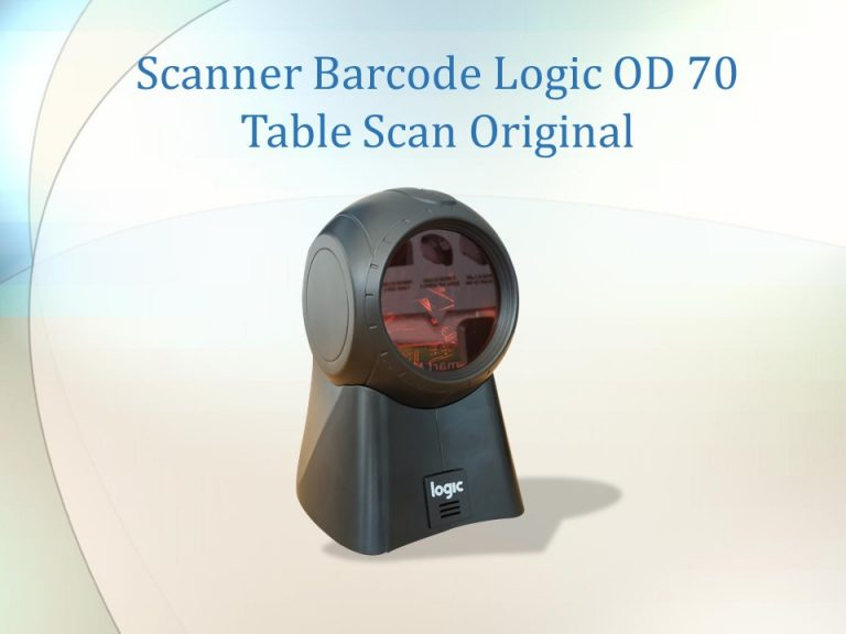 Scanner Barcode Logic OD 70 Table Scan Original