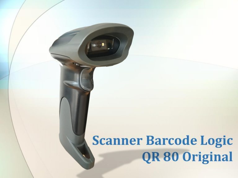 Scanner Barcode Logic QR 80